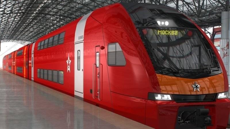 «Аэроэкспресс» намерен запустить двухэтажные поезда в Шереметьево