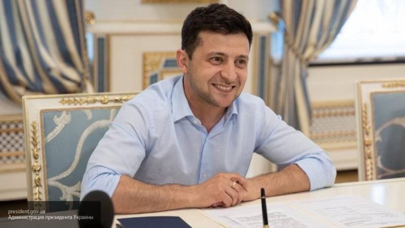 Петицию об отставке Зеленского опубликовали на Украине