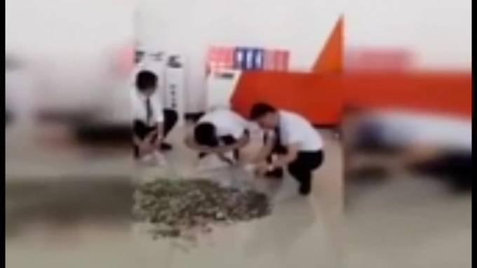 """""""Считай копейки"""": Китаянка расплатилась за новую машину 66 мешками с мелочью"""