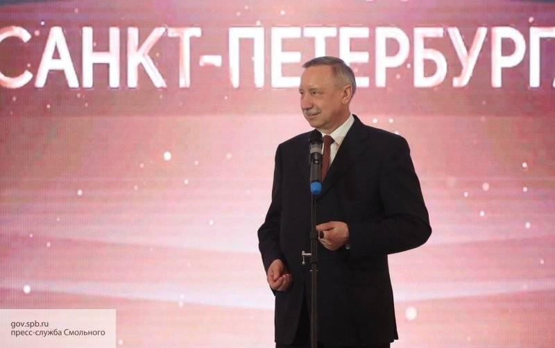 Волонтеры призвали Беглова выдвинуть свою кандидатуру на предстоящих выборах