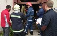 Во Львовской области грузовой лифт упал на двух рабочих