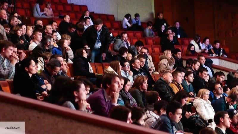 Движение «Петербург – город перемен!» организовало театральный вечер для горожан