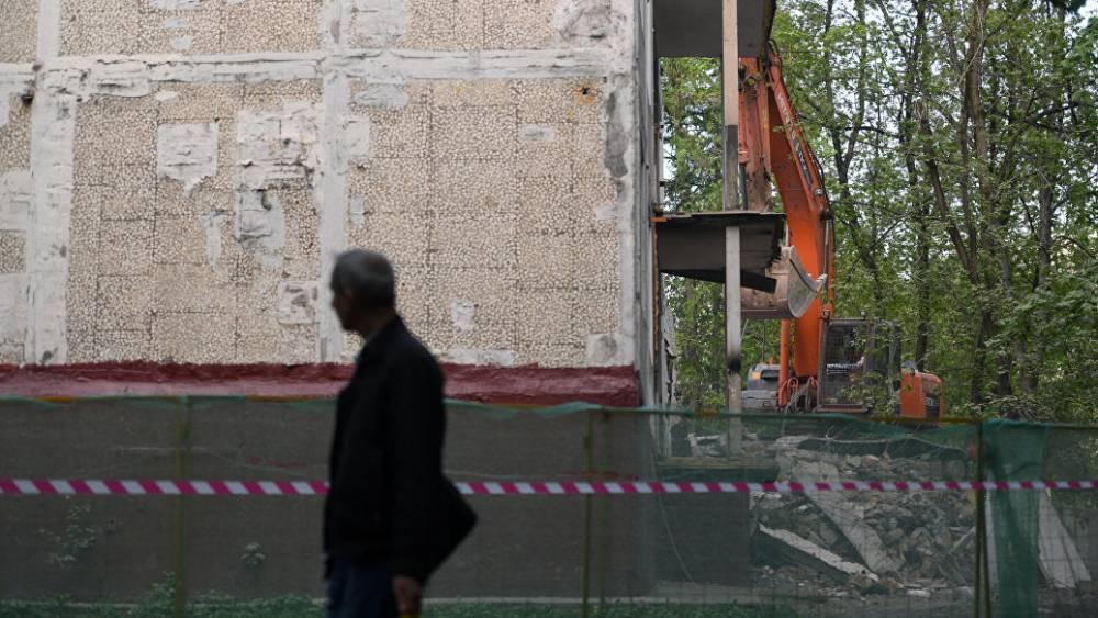 В Подмосковье определены лидеры по количеству расселяемого аварийного жилья