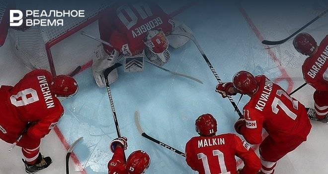 Сборная России вышла в полуфинал ЧМ по хоккею, обыгрыв американцев