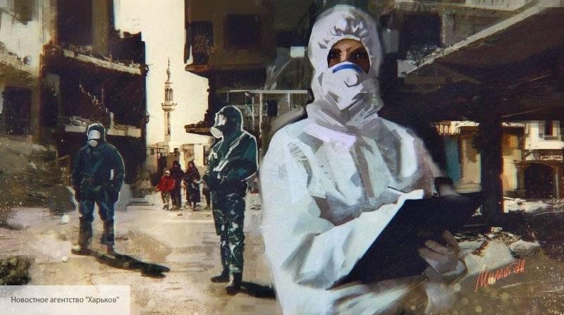 Враги Дамаска разоблачили фейк о «химатаке» САА на севере Латакии