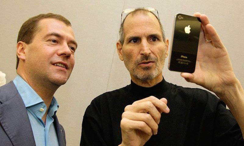 Чиновникам и депутатам могут запретить пользоваться Apple