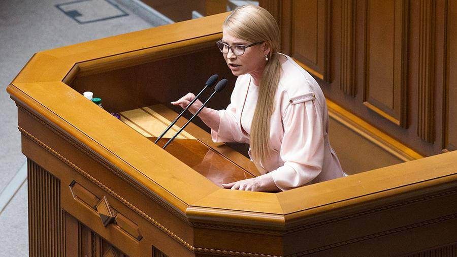Тимошенко назвала недопустимым референдум о переговорах с Россией: фото и иллюстрации