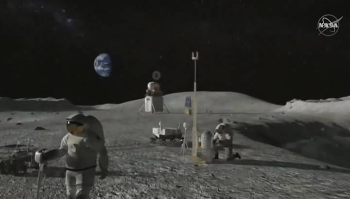 Лунная программа, сроки и приоритеты: основные тезисы главы Роскосмоса