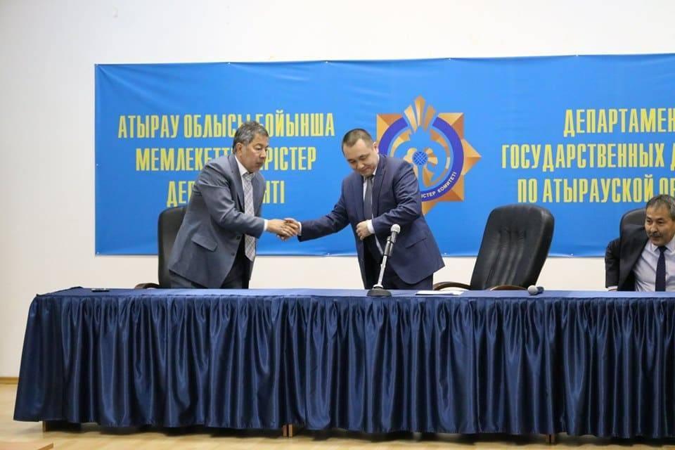 Тасмагамбетов получил на новую должность: фото и иллюстрации