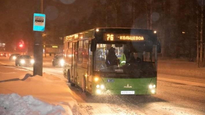 Оборудовать автобусы алкозамками предложили в Общественной палате
