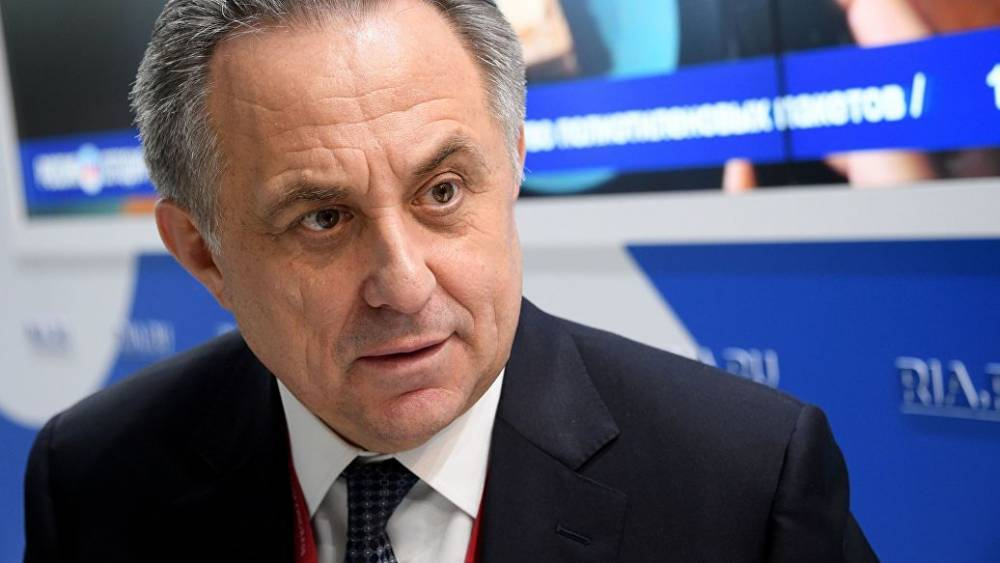 """Мутко возглавил комиссию по строительству космодрома """"Восточный"""""""