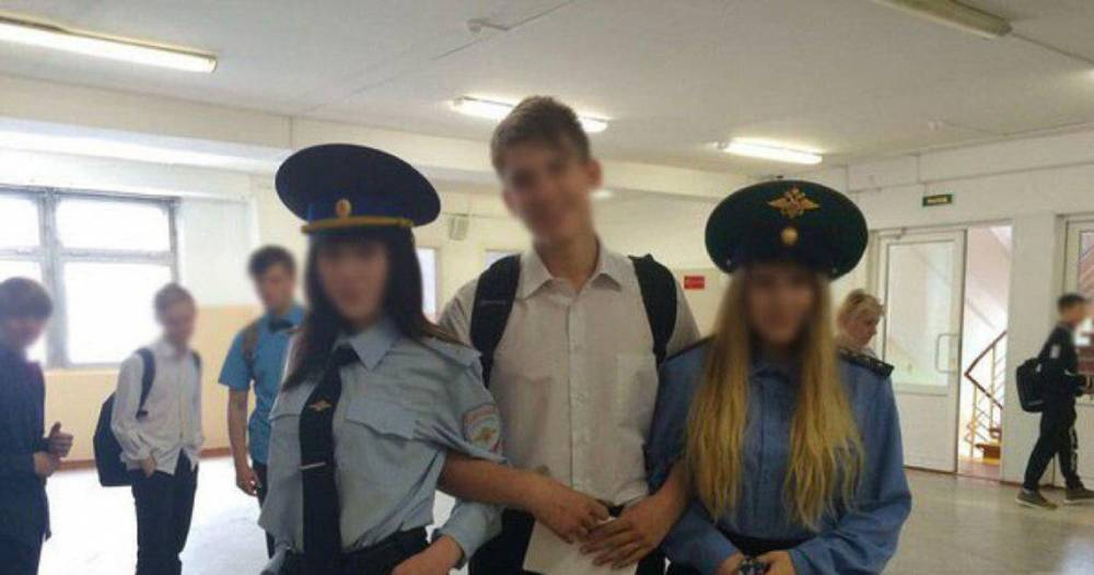 Полиция начала проверку после вечеринки школьников во Владивостоке