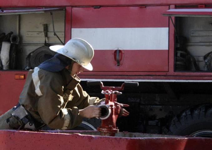 Горение на разорвавшемся участке газопровода в Пермском крае ликвидировали