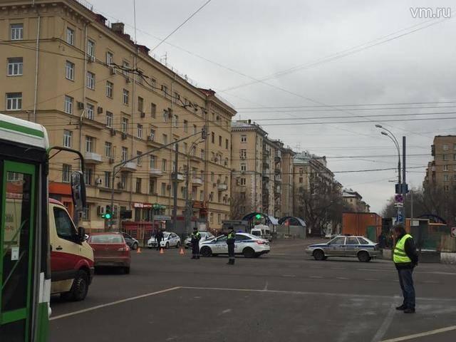 Движение транспорта перекроют в районе Красной площади 24 мая