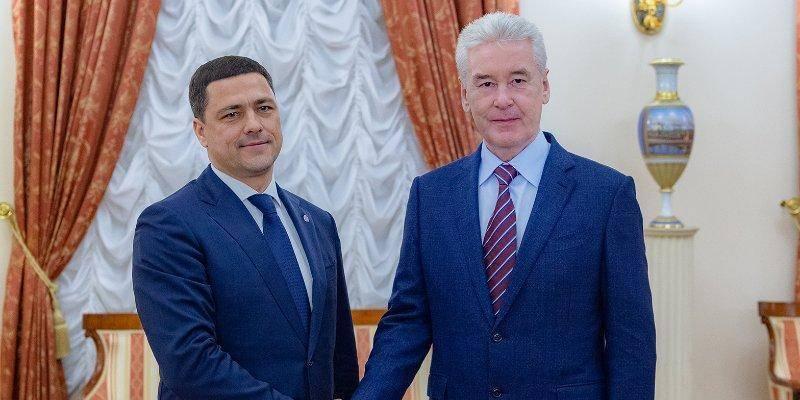 Москва и Псковская область подписали программу сотрудничества