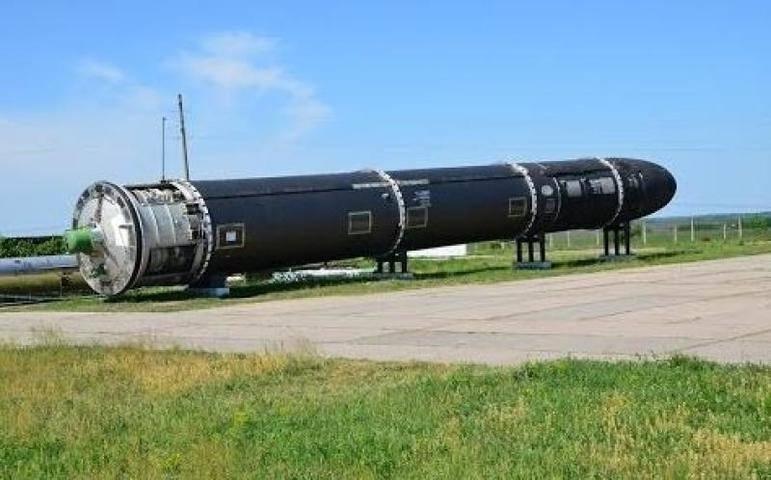 Роскосмос использует ракету «Сатана» для выведения полезной нагрузки в космос