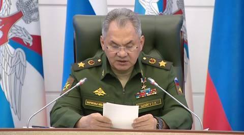 Министр обороны России нанесёт визит в Таджикистан 28 мая