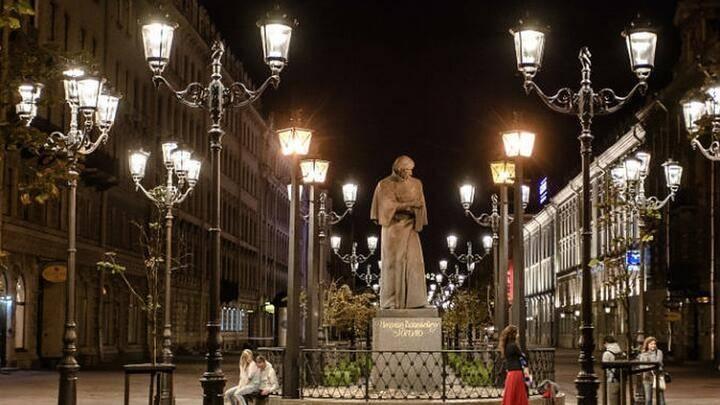 В Санкт-Петербурге систему уличного освещения планируют использовать для развертывания сети 5G