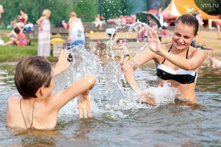 Четыре зоны отдыха подготовили к купальному сезону