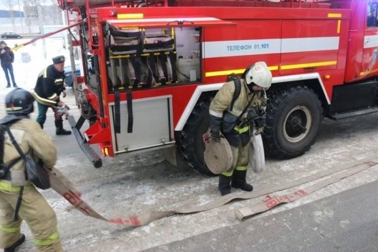 Пожар унес жизни детей в Новосибирской области: фото и иллюстрации