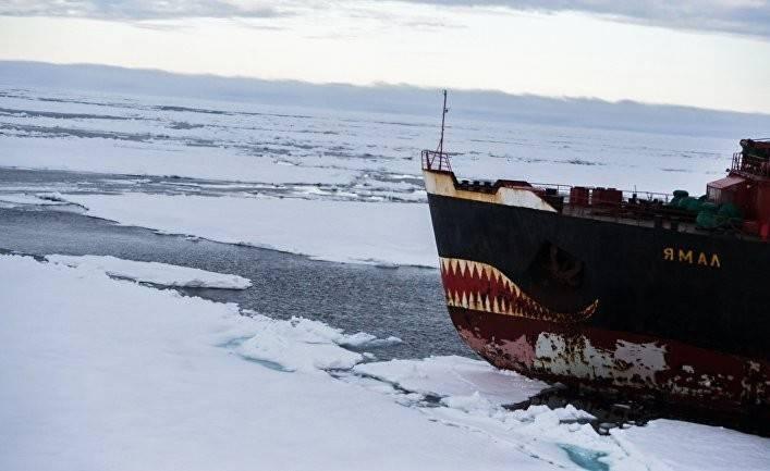 JP: Россия приближает господство в Арктике: фото и иллюстрации