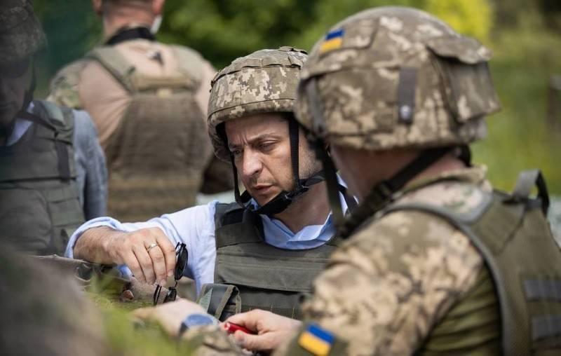 Зачем Киев подталкивает Донбасс к войне
