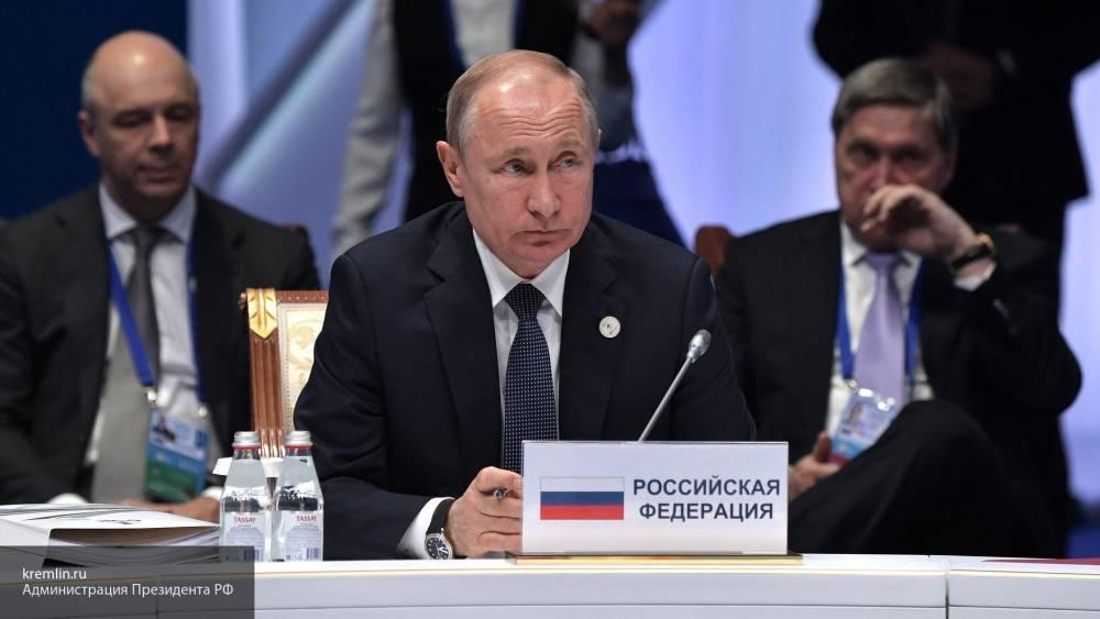 Западные СМИ назвали Путина символом «консервативного сопротивления»