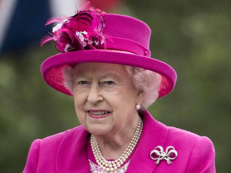 поздравление королевы англии шуточное улочек