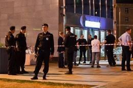 Вооружённое ограбление банка произошло на юге Москвы