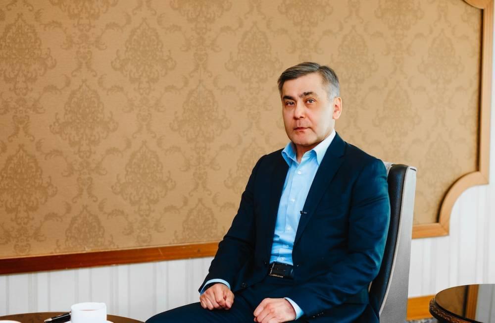 Министр обороны дал эксклюзивное интервью NUR.KZ: фото и иллюстрации