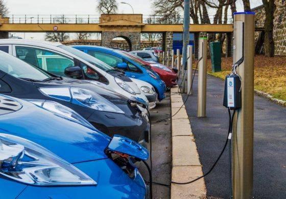 В Швеции начато строительство завода по производству батарей для электромобилей: фото и иллюстрации