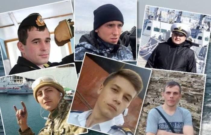 Президент встретился с семьями моряков, задержанных в Керченском проливе: фото и иллюстрации