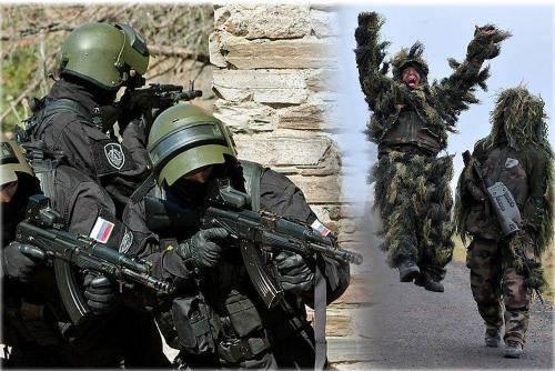 «Спецназ в лохмотьях»: Новое вооружение США не помогает превзойти спецназ «Альфа» — эксперт: фото и иллюстрации
