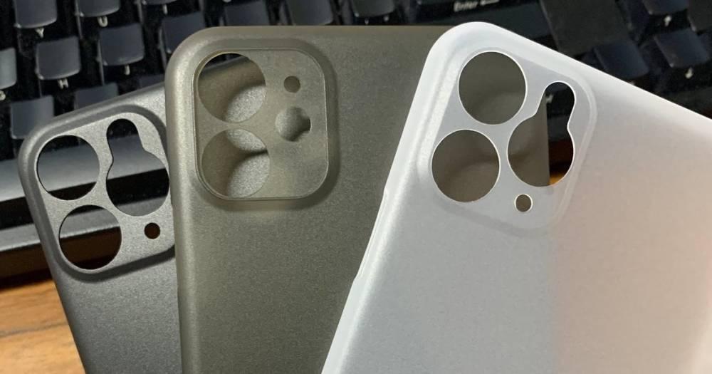 Чехлы рассказали обудущих iPhone: фото и иллюстрации