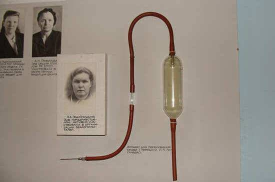 Когда человеку впервые перелили кровь: фото и иллюстрации