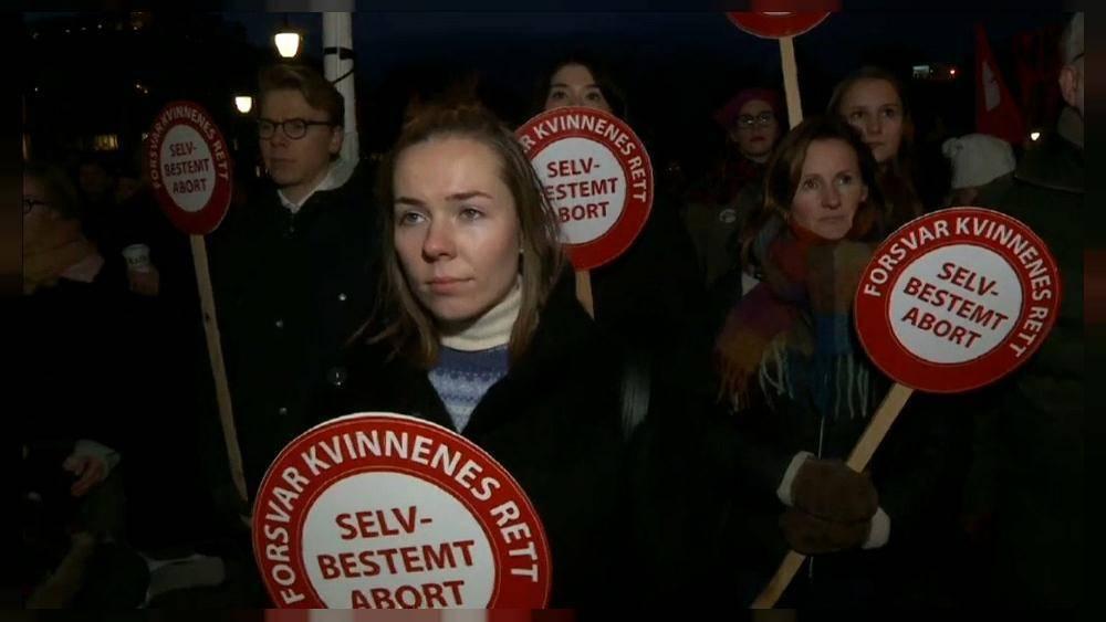 Право на аборт: Норвегия на пути к ограничениям: фото и иллюстрации