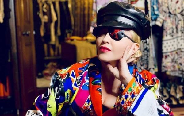 Мадонна презентовала новый альбом Мадам Х: фото и иллюстрации