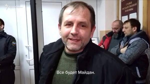 «В лучших традициях НКВД»: как оккупанты судили украинца Владимира Балуха: фото и иллюстрации