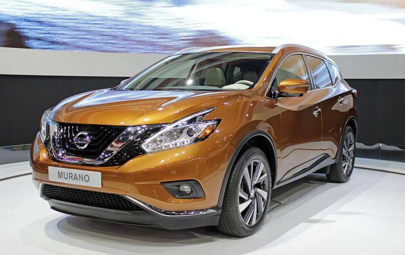 Nissan снизил цены на кроссовер Murano в России: фото и иллюстрации
