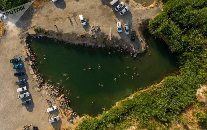 """""""Мертвое озеро"""": быль и правда о самой соленой воде в Ереване — фото: фото и иллюстрации"""