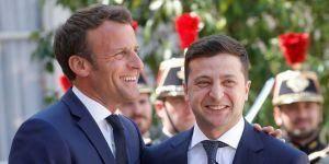 Зеленский встретился с флагманами французского бизнеса: фото и иллюстрации