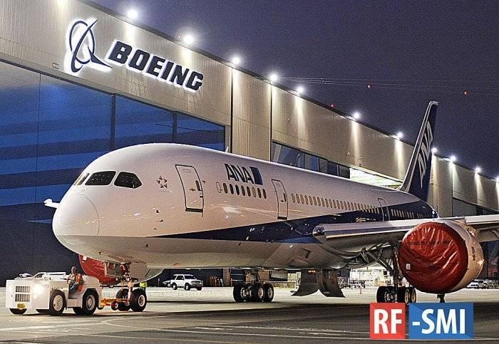 Компания Boeing на авиасалоне в Ле-Бурже не получила ни одного заказа: фото и иллюстрации