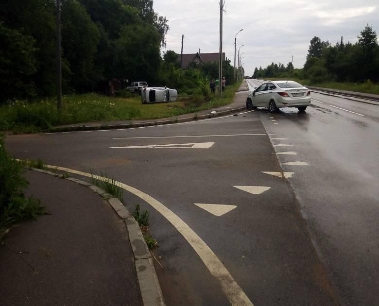 В Гедеоновке произошло жесткое ДТП: фото и иллюстрации
