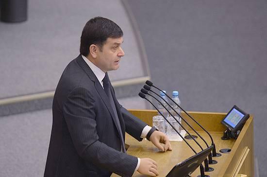 Шхагошев прокомментировал принятие Госдумой закона о приостановке участия России в ДРСМД: фото и иллюстрации