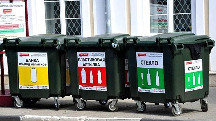 Переход к раздельному сбору мусора в Москве пройдет досрочно