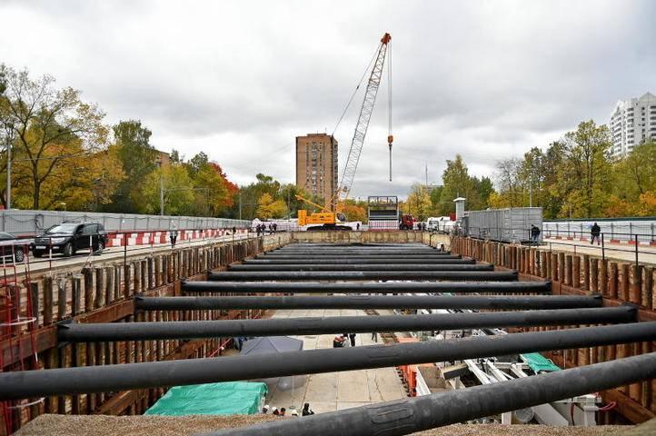 Новую станцию метро начали строить в Москве: фото и иллюстрации