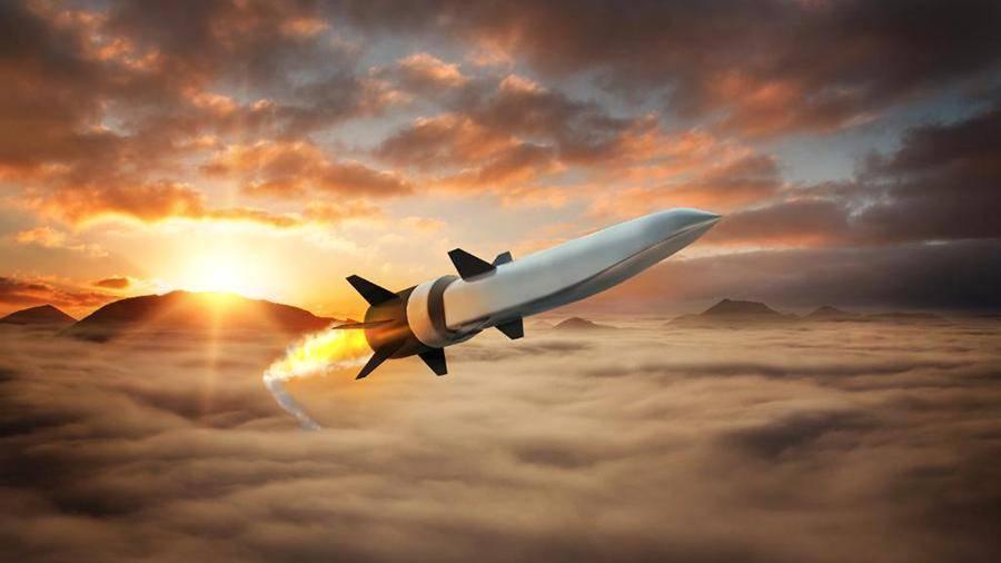 В США заявили о разработке новой гиперзвуковой ракеты: фото и иллюстрации