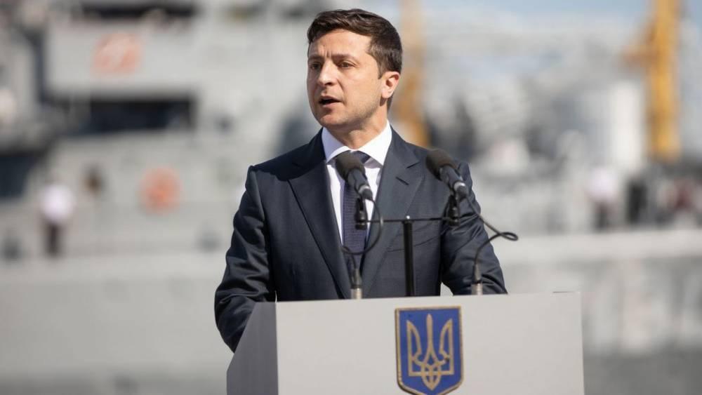 Владимир Зеленский пообещал не допустить федерализацию Украины: фото и иллюстрации