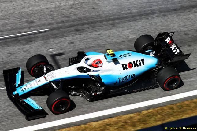 ROKiT останется титульным партнёром Williams - все новости Формулы 1 2019: фото и иллюстрации