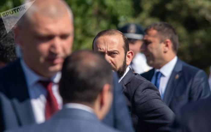 Спикер армянского парламента отправится с рабочим визитом в США